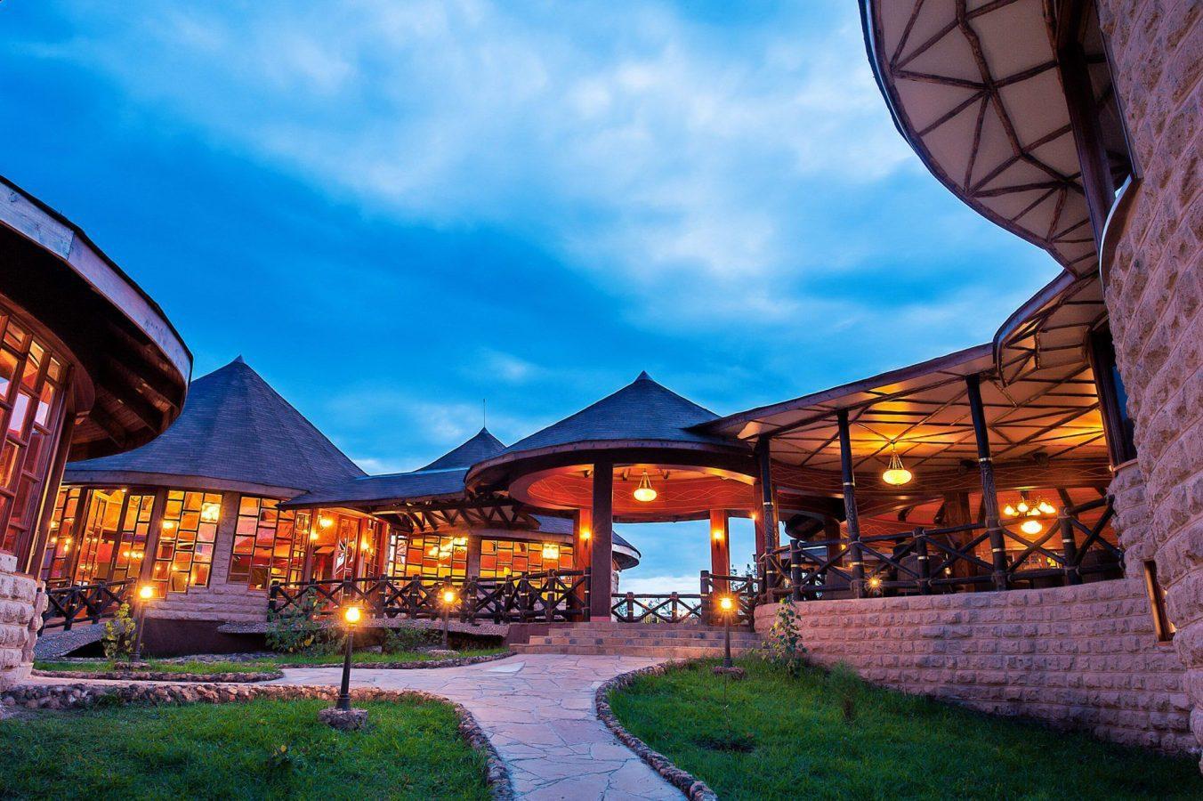 Nakuru Sopa Safari