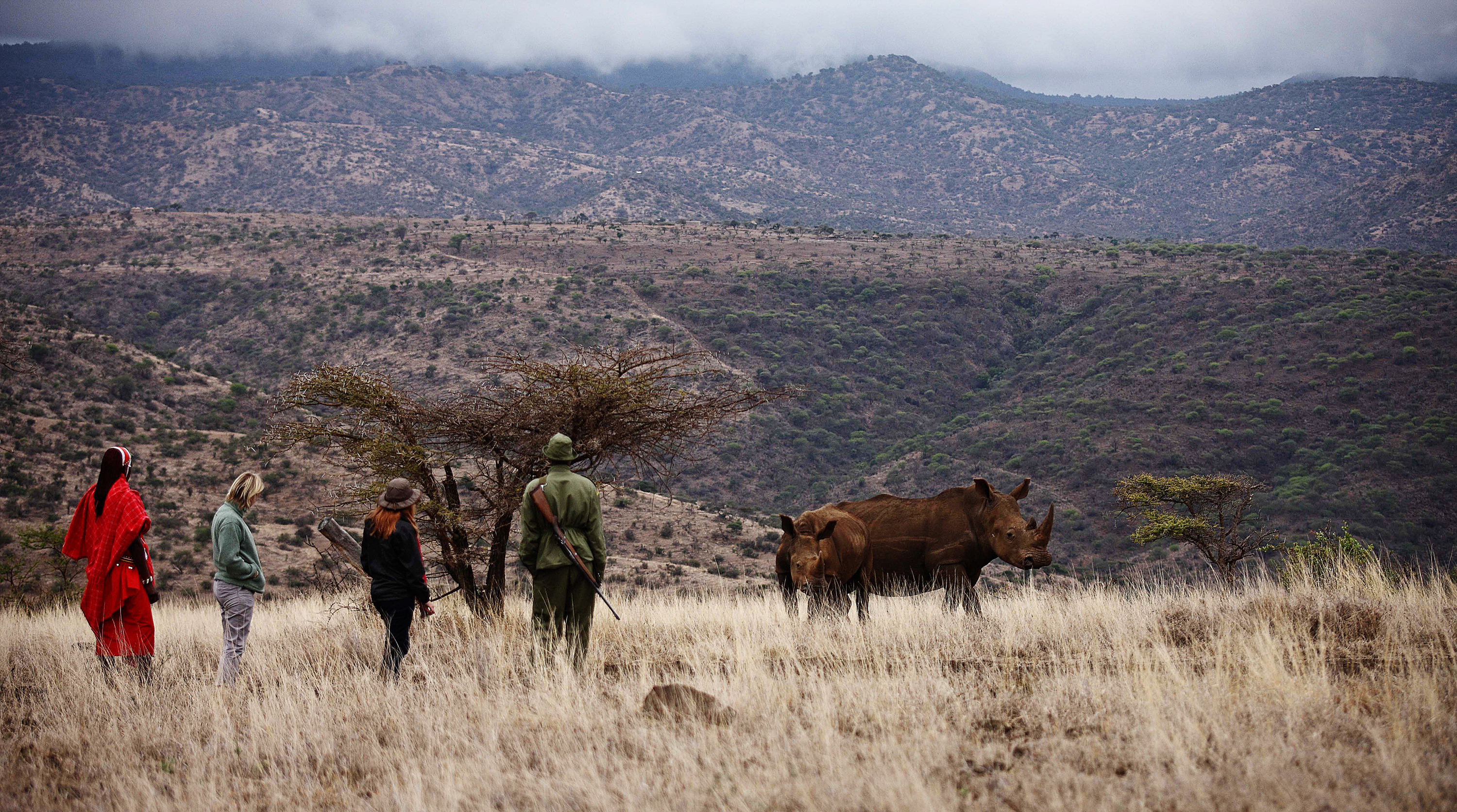 conservancy in Kenya