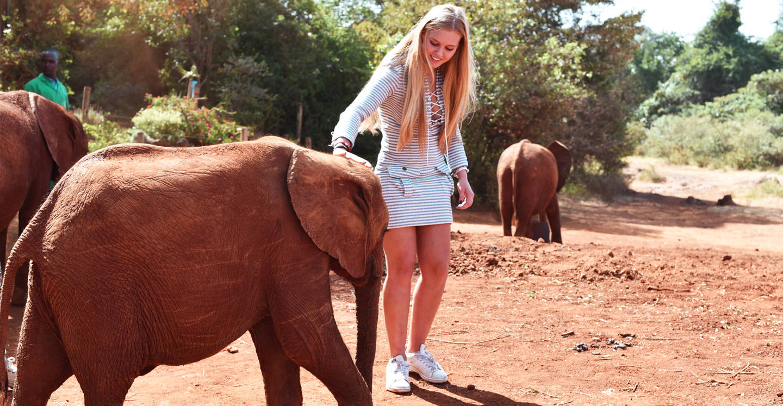 David Sheldrick Wildlife Trust Family Safari feature