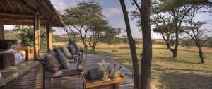 Naboisho Luxury Camp View
