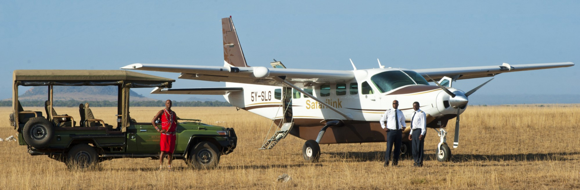 Flying Safaris to Masai Mara, Samburu, Tsavo, Amboseli Lewa and Turkana