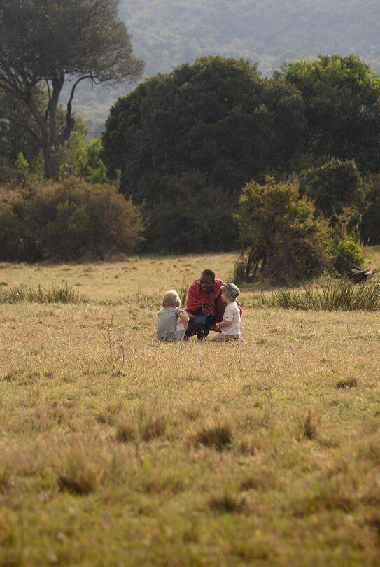 family safaris in Kenya