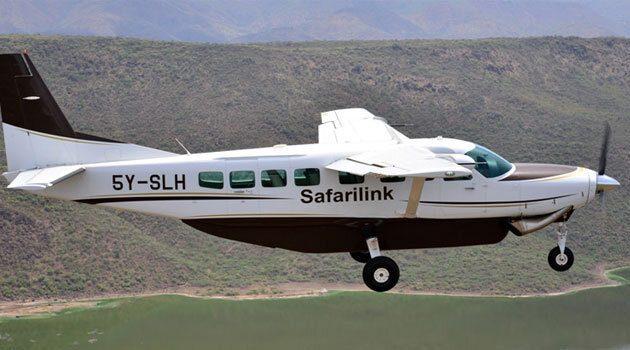 Safarilink Planes