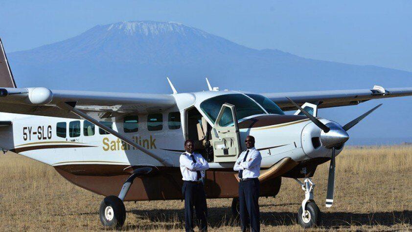 Safari Plane Pilots