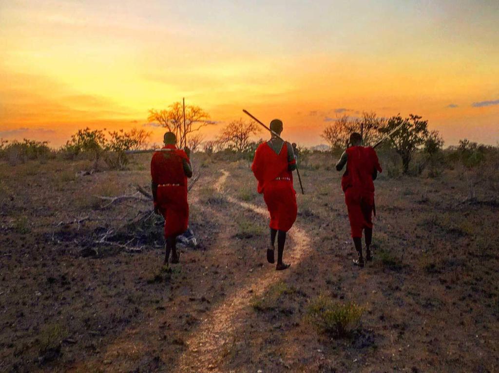Tsavo East National Park - Cheetah Safaris