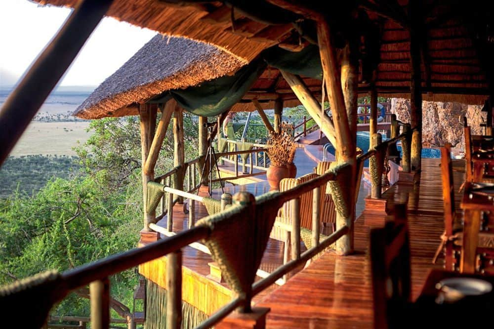 Soroi Serengeti Lodge In Serengeti National Park