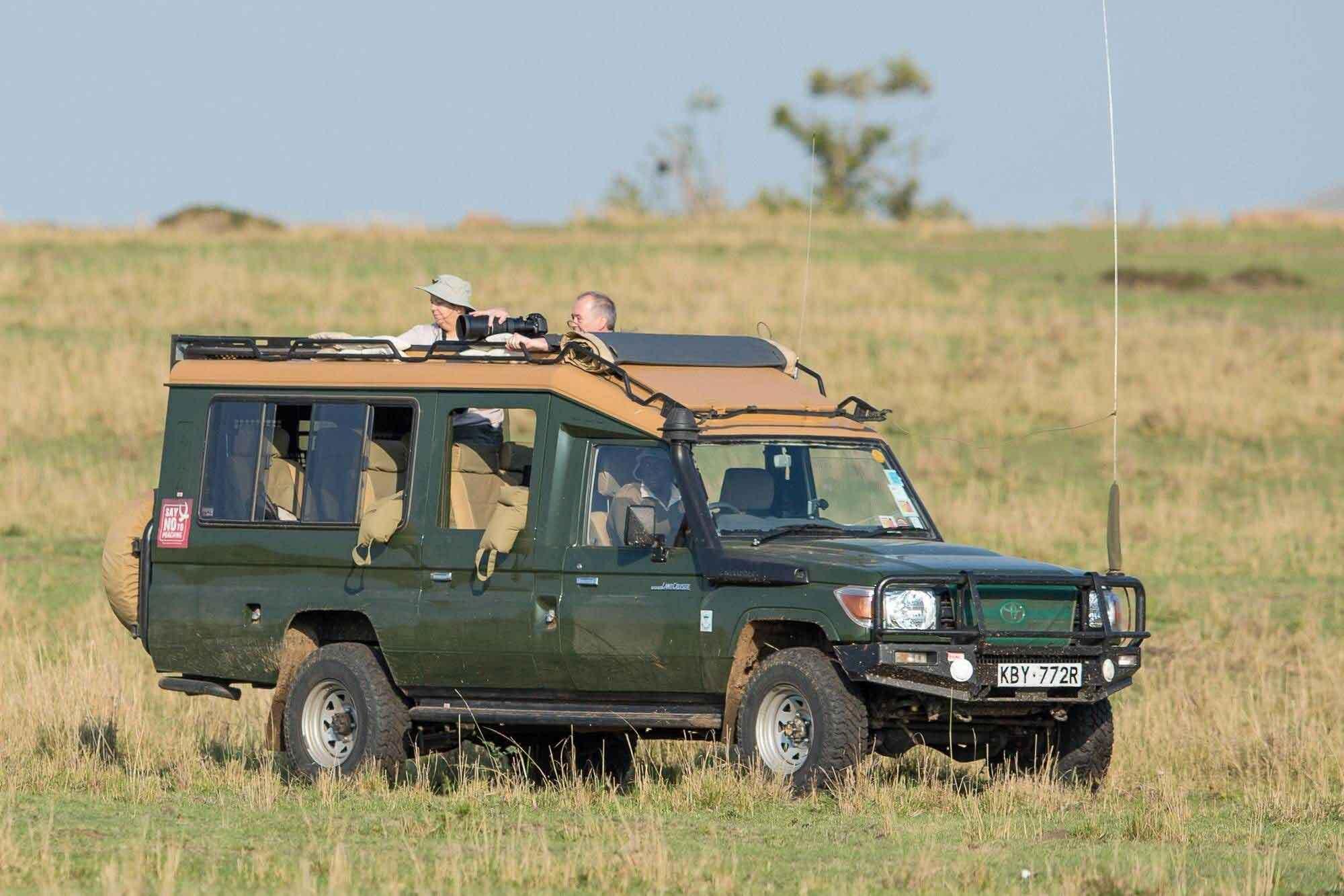 Luxury Safaris in Kenya