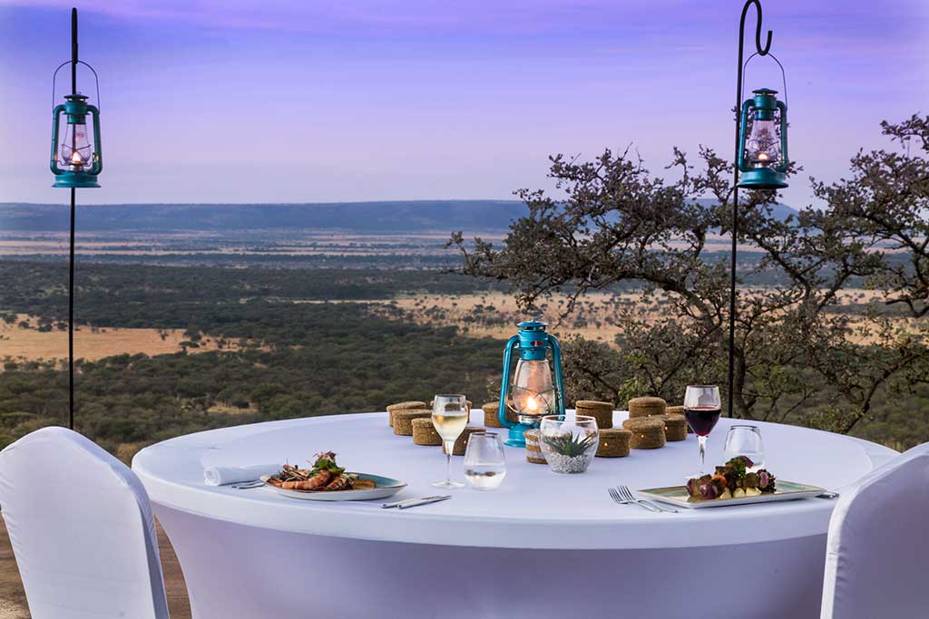 Melia Lodge In Serengeti National Park