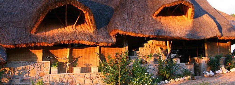 Ruaha Hill Top Lodge