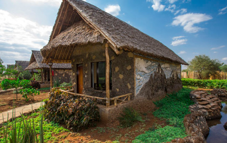Amboseli accommodation
