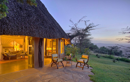 Laikipia accommodation