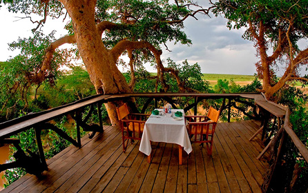 Masai Mara accommodation