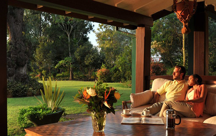 Olpejeta accommodation