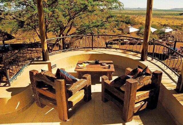 Sopa Lodge In Serengeti National Park