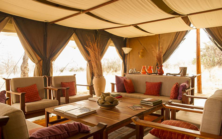 Ruaha N. Park accommodation