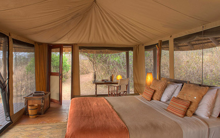 Serengeti N. Park accommodation