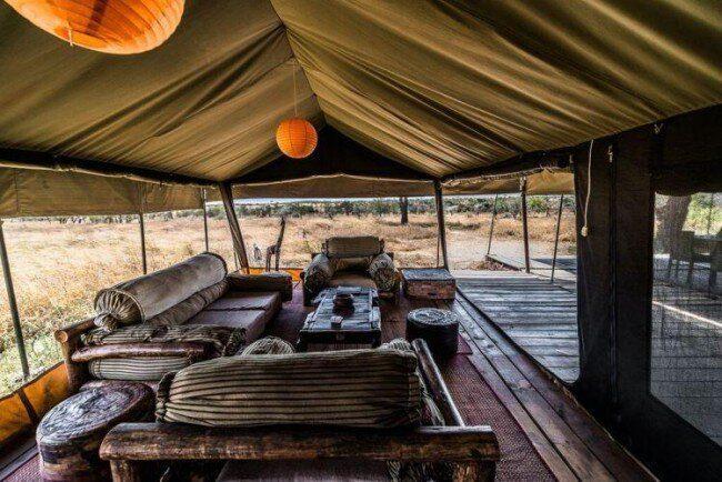 Angata Camp Serengeti Central