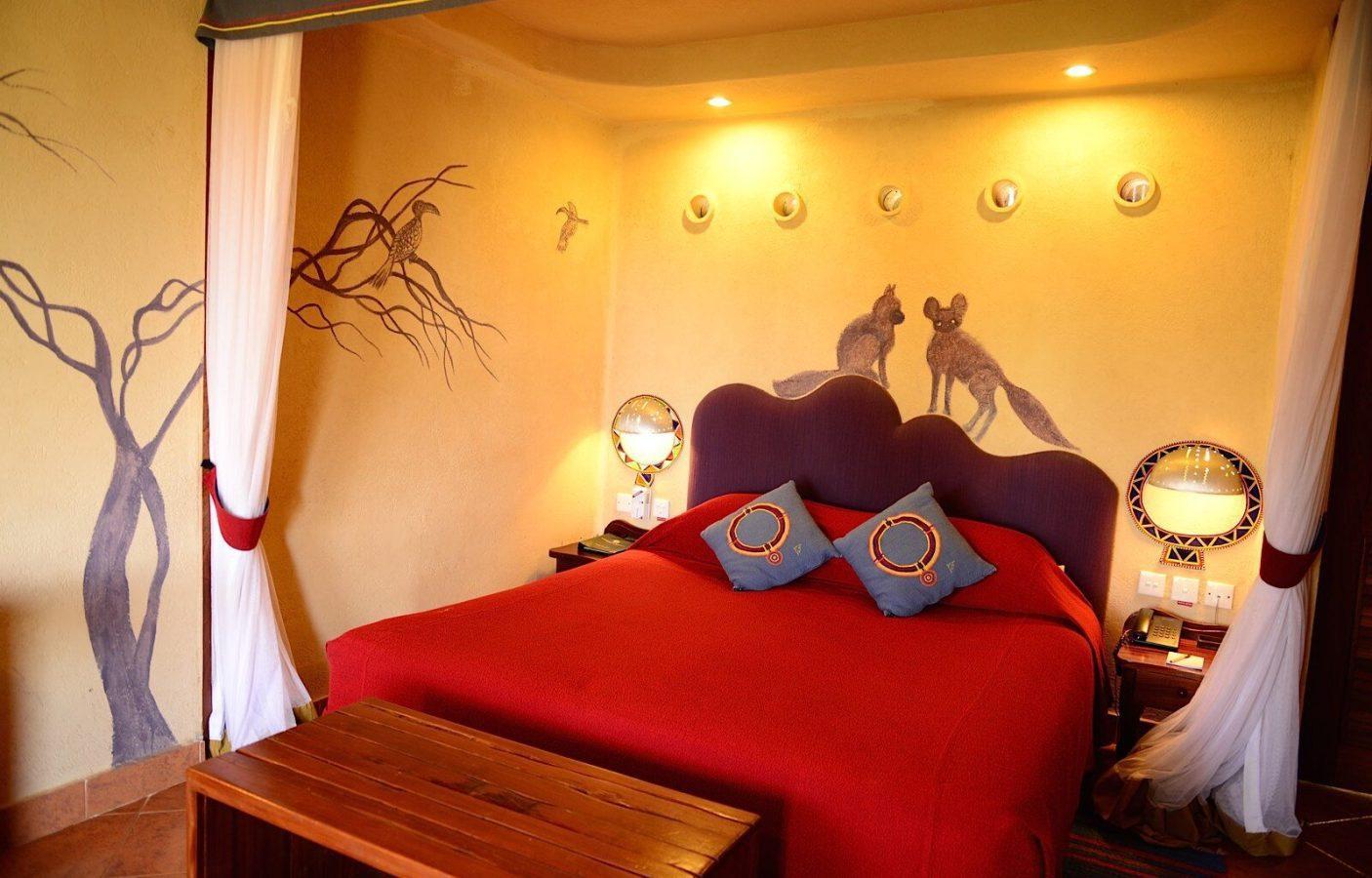 Amboseli Serena Lodge