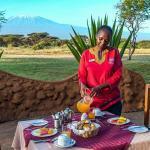Sopa Amboseli Lodge