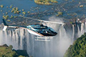 Victoria Falls Scenic Flights Zambia - Cheetah Safaris